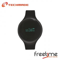 TECHMADE SMART BRACELET NERO