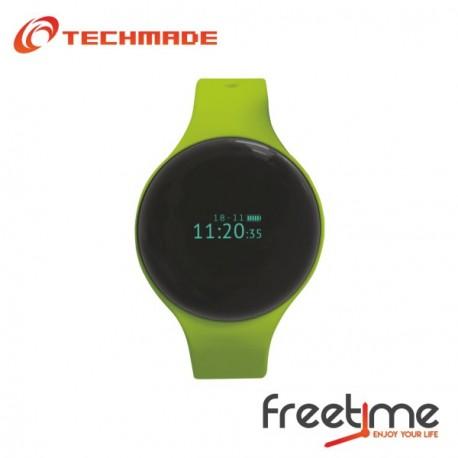 TECHMADE SMART BRACELET GREEN