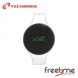 TECHMADE SMART BRACELET BIANCO
