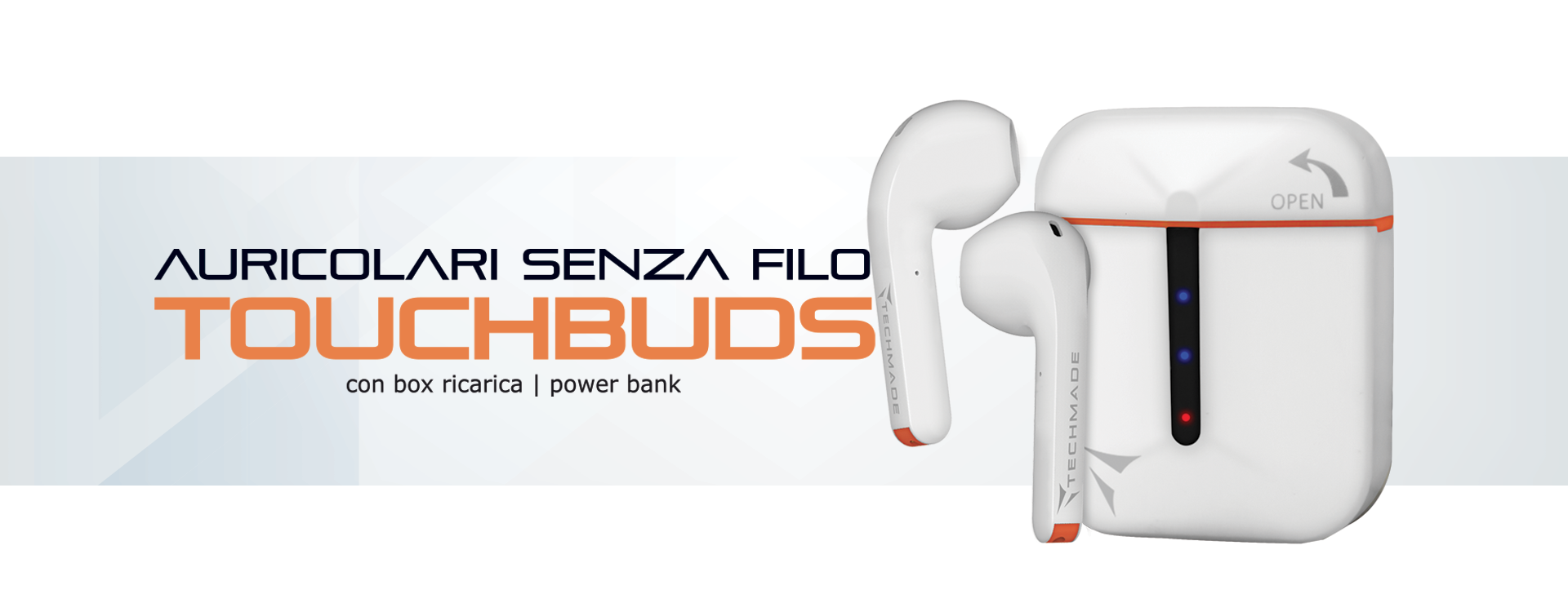 Touchbuds H21T