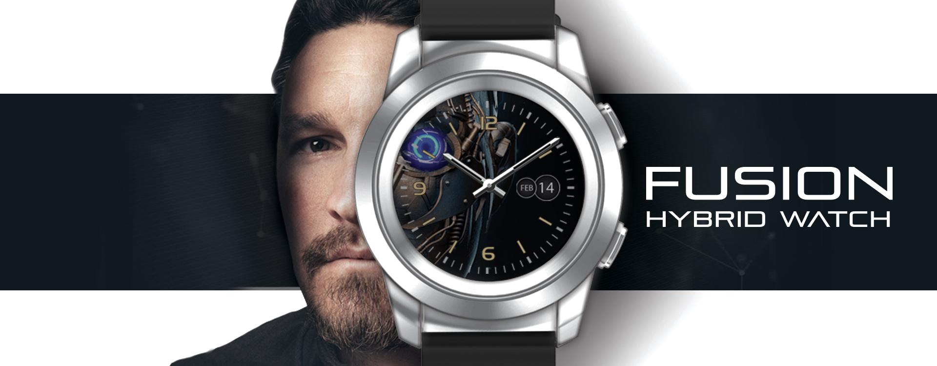 Fusion: Hybrid Watch